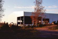 Tootmishoone ehitust alustati ilma loata