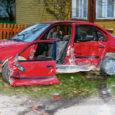 Eile kell 16.06 toimus liiklusõnnetus Kuressaare linnas Raudtee ja Ida tänava ristmikul.
