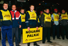Saaremaa bussijuhid tegid streigiga ajalugu
