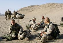 Saaremaa mehi tunnustati NATO medaliga
