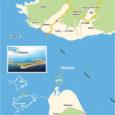 Pilguse mõisa omanikul Tiit Arrol on plaan rajada Soela väinas asuvale Pihlalaiule puhketeenuseid pakkuv kompleks koos sadamakohaga. Mitmeid aastaid müügis olnud 6,7-hektarilise eksklusiivse laiu hinnaks oli erinevatel andmetel ligi 6 miljonit krooni.  Praegu asuvad laiul nõukogudeaegsed lagunenud piirivalvehooned.
