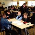 """Kolmapäeval toimus Kuressaare gümnaasiumis maakonna 5.–6. ja 7. klasside matemaatikavõistlus """"Nuputa"""". Seekord osales 22 kolme- ja neljaliikmelist võistkonda kokku 11 koolist (KG, SÜG, OG, Valjala PK, Kärla PK, Muhu PK, […]"""