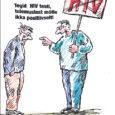 Ma ei tea üksnes ajalehtedest loetust, kes on HIV-positiivsed inimestena. Puutun nende spetsiifiliste isiksuseprobleemidega (seni on nad olnud 15-35 eluaasta vahemikus narkomaanid) töiselt kokku Lasnamäel psühhiaatriakabinetis.