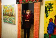 Kunstiklubi avas juubelieelse sügisnäituse