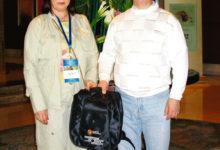 Saarlased Aasias naistearstide kongressil