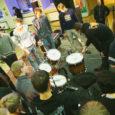 Eile said helitehnikahuvilised Saaremaa noored Kuressaares sellealast koolitust oma ala tipptegijalt Kaupo Uibolt.