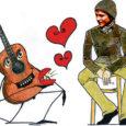 Kitarripoiss Erko Niit (21) lõpetas kaks aastat tagasi Kuressaare gümnaasiumi. Nüüd, üllatus-üllatus, õpib ta Viljandi kultuuriakadeemias Ain Agani juhendamisel sedasama kuuekeelelist pilli. Tulevikus saab Erkost ÕPETAJA – vähemalt on nii kirjas paberil, mille ta koolist saab. Loomulikult tahab noor kitarrist ka muusikat edasi teha.