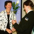 Pühapäeval tähistati hotelli Arensburg konverentsisaalis naiskodukaitse (NKK) Saaremaa ringkonna 82. aastapäeva. Ühtlasi pani üritus ilusa punkti üleriigilisele NKK 80. juubeliaastale.