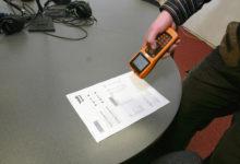 Väinamere Liinid testib uut piletikontrolli seadet