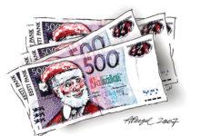Mis maksab jõulurõõm?