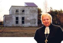 Endine Martin Körberi kogudus rajab uut pühakoda