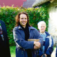 Saaremaa aasta põllumees 2007, Jurna talu peremees Väike-Pahila külast Orissaare vallast Indrek Haamer jõudis esmaspäeval koos kaasa Õnnelaga tagasi nädalaselt preemiareisilt Sharm El Sheigist Egiptuses.