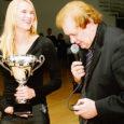 Saare maakonna aasta sportlastele ja sporditegelastele anti karikad ja auhinnad kätte Kuressaare restoranis Ritter toimunud austamisõhtul.