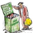 Kuidas me oma igapäevases elus toimime – kas võtame üles mahakukkunud prügi, kas jätame endast maha puhta ja korras ümbruse näiteks söögilauast tõustes? Kas mõtleme, enne kui poodi ostma lähme ja hiljem, kui osa ostudest prügisse rändab – oli mul seda kõike üldse vaja osta ja koju tassida?