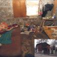 Viimasel ajal päevakorda tõusnud Kuressaare kodutute temaatikas pöörati eile uus lehekülg, kui tühjana seisnud maja hoovist leiti väidetavalt kodutu mehe surnukeha.