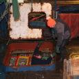 """Eile õhtul kella 21.30 paiku eskorditi Saaremaale, Sõrve sääres asuvasse Mõntu sadamasse Eesti territoriaalvetes piirivalve poolt kinni peetud lätlastele kuuluv kalalaev """"Grifs"""", lastiks 17,5 tonni kilu ja räime, mis osaliselt oli püütud siinsetest territoriaalvetest. Sellest viis tonni pidi laevakapten loovutama Eesti riigile."""