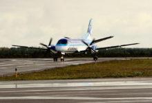 Estonian Air vähendas oluliselt Kuressaare–Stockholm lende
