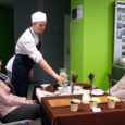 Homme lõpetab Kuressaare ametikooli 49 kokka, kes on koolis õppinud 3,5 aastat. Teisipäeval sooritasid edukalt eksami Õile Aaviku õpilased.