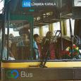Saare maakonna bussiliine teenindav GoBus küsib alates 13. veebruarist liinikilomeetri eest pea 1,60 krooni võrra rohkem, kui maavalitsus on nõus maksma. Siiski loodab maavanem, et liinilepingu üles öelnud GoBus jääb liine teenindama vähemalt kuni uue hankeni.