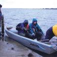 Eile teostasid Sõrve sääre tipus asuval Vesitükimaa laidude looduskaitsealal ja rannikupiirkonnas kahel kaatril reidi Looduskaitsekeskuse Saare regiooni, Keskkonnainspektsiooni Saaremaa talituse ja Lääne Piirivalvepiirkonna töötajad.