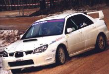 Esmakordselt Subarul võistelnud Tänakule teine koht