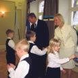 Ilusa kingituse Eestile tema 90. sünnipäeval tegi Lümanda kool oma pidupäevaaktusega 22. veebruaril. Päeva väärikust rõhutas veelgi maavanem Toomas Kasemaa kohalolek.