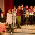 """15.–17. märtsini toimusid Saaremaa ühisgümnaasiumis juba 17. korda Saaremaa miniteatripäevad, sel aastal oli festivali üldteemaks """"Lapsepõlv on lahe aeg"""". Peakorraldaja Rita Ilves hindas tänavused miniteatripäevad täielikult kordaläinuks."""