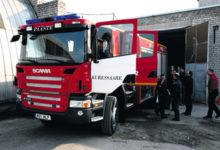 Päästeteenistus sai uue tuletõrjeauto