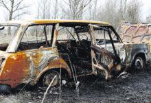 Kurikael ärandas auto, näppas bensiini ja tegi tagatipuks avarii