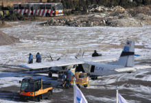 Maavalitsus jätkab raha otsimist Kuressaare lennuraja pikendamiseks