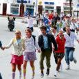 Saare maakonna koolidest esimesena helises eile lõpukell ja toimus nn tutiaktus Kuressaare gümnaasiumi abituuriumile.