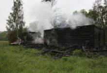 Tänavused tulekahjud Saaremaal on inimelusid seni säästnud