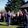 23. aprillil sõitsid Salme valla pensionärid oma igakevadisele jüripäeva reisile ning kui eelmistel aastatel vaadati ringi kodukandile lähemal, siis seekord suunduti Valjala maile.
