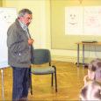 Tänavuse bioloogiapäeva muutis Lümanda looduskallakuga koolis eriliseks Tallinna loomaaia teadur Aleksei Turovski, kes on tuntud zooloog.