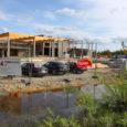 Kaarma vallavalitsuse tellitud eksperthinnang kinnitab üleujutuseohtu Kudjape ringristmiku juures asuvatel arendusaladel ning pakub lahendusi üleujutuse ärahoidmiseks.