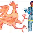 Ott Kalaus (23) teab, et terves kehas on terve vaim. See oli ka põhjus, miks 2003. aastal Kuressaare gümnaasiumi lõpetanud Ott just sisekaitseakadeemia päästekolledžisse õppima asus. Nimelt võimaldab PÄÄSTETEENISTUSE erialal õppimine ühendada vaimse töö ja füüsilise koormuse. Viimane on eriti vajalik, sest päästja peab oma töö tegemiseks olema heas füüsilises vormis.
