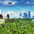 Kuressaare linnavalitsusele 100 000 krooni maksma läinud ühe minuti pikkuses linna tutvustavas kolmemõõtmelises animatsioonis näidatakse lühidalt linna teket, tänapäeva ja tulevikku (fotol).