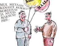 Tühjaläinud metaanimaksust ja lihasöömise kahjudest