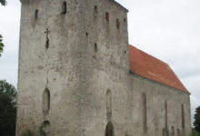 Vald alustas Pöide kiriku taastamise kontseptsiooni väljatöötamist