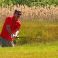 Kuressaarde rajatav Saare golfiväljak on pea sajaprotsendiliselt valmis. Klubi treeneri Marko Kummi sõnul on valmiv golfikeskus ilmselt Eesti tuuliseim, mis muudab siin mängimise huvitavaks.