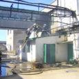 5. juunil kell 15.04 põles Kuressaares Pikal tänaval piimakombinaadi hoone väljaulatuva osa katus.