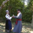 Pühapäeval tähistati Sõrvemaa laulupüha 145. aastapäeva mälestuskivi avamisega Massinõmmel ning kontserdiga Salme laululaval.