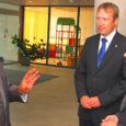 Eile Saaremaad külastanud Soome Vabariigi suursaadiku Jaakko Kalela hinnangul võiks Saaremaa rohkem oma kultuuriüritusi reklaamida.