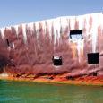 Ecosalvager OÜ otsustas sellel nädalal jätkata Kreeka laeva lõikamistöödega. Laevavraki tükeldamist alustati juba juuni algul, kuid eelmise nädala tormide tõttu tuli töö ajutiselt katkestada. Läbiviidud uuringu raporti kohaselt on vraki tükeldamine aga hädavajalik, kuna spetsialistid leidsid, et järgmisel aastal võib laev hoopiski ümber kukkuda.