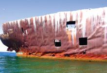 Kokkuvajumisohus Kreeka laeva tükeldamine jätkub