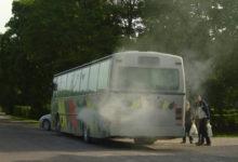Tossav buss
