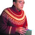 """Täna 69 aastaseks saav saarlane Enn Kreem (fotol) on valmis saanud Eesti Meremeeste Liidu egiidi all ilmunud neljateistkümnenda """"Eesti laevanduse aastaraamatu""""."""