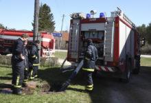 Kolhoosiajast pärinevad tuletõrje veevõtukohad lagunevad hooldajata