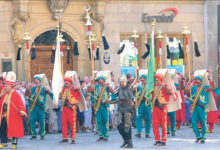 Kuressaare lossi päevale tuleb maailmakuulus Türgi sõjaväemuusika ansambel Mehter