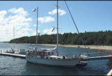 Saaremaa sadamat külastavate jahtide arv on tõusuteel